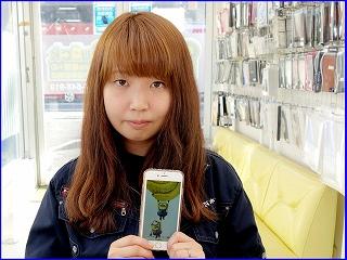 ☆各務原市よりiPhone7のガラス割れ修理にご来店~♪アイフォン修理のクイック岐阜