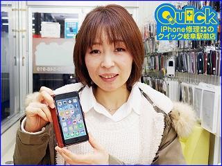 ☆iPhone6の突然電源が点かなくなった端末修理に岐阜市よりご来店!アイフォン修理のクイック岐阜