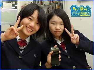 ☆iPhone6が起動しなくなってしまったと岐阜市内よりご来店!アイフォン修理のクイック岐阜
