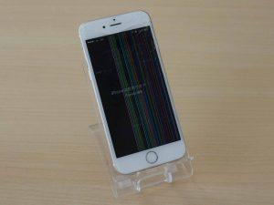 岐阜市 iPhone6 勝手に誤タッチで復元(初期化) アイフォン修理のクイック岐阜