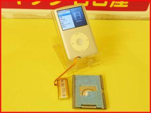 iPodclassicのSSD化に羽島郡岐南町よりご来店!アイポッド修理もクイック岐阜