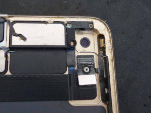iPad12.9の電源ボタンの修理に岐阜市よりご来店!アイパッド修理もクイック岐阜