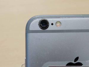 iPhone6Sのカメラレンズ交換修理に岐阜市よりご来店!アイフォン修理のクイック岐阜