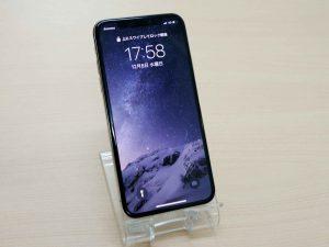 iPhoneXの液晶交換修理にあま市よりご来店!アイフォン修理のクイック岐阜