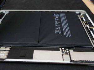 iPadAir2のバッテリー交換修理に岐阜市よりご来店!アイパッド修理もクイック岐阜