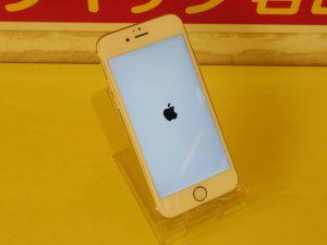 大垣市 リンゴマークのまま起動しないiPhone6S データ復旧 アイフォン修理のクイック岐阜