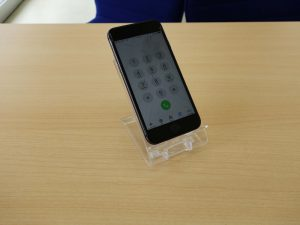 iPhone8 液晶交換修理で岐阜市内からご来店 アイフォン修理のクイック岐阜