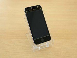 iPhone5Sの液晶&バッテリー交換修理に岐阜市よりご来店!アイフォン修理のクイック岐阜