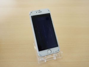 ☆iPhone6 液晶交換とバッテリー交換の修理で瑞穂市からご来店 アイフォン修理のクイック岐阜