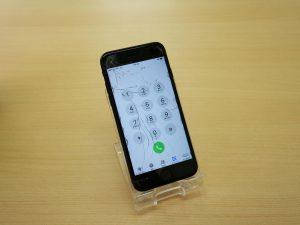 iPhone7のガラスとバッテリー交換修理で関市よりご来店 アイフォン修理のクイック岐阜