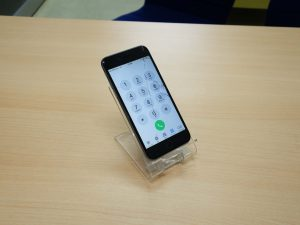 iPhone6の液晶交換修理で岐阜市内からご来店 アイフォン修理のクイック岐阜