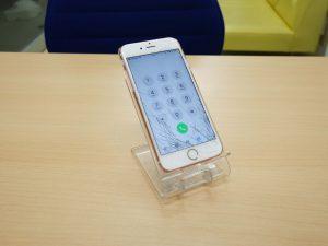 iPhone6sのガラス交換修理で羽島市からご来店 アイフォン修理のクイック岐阜