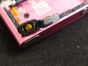iPodnano6×2台のスリープ&音量ボタン修理にご来店!アイポッド修理もクイック岐阜