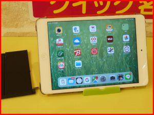 iPadmini2のバッテリー交換修理に岐阜市よりご来店!アイパッド修理もクイック岐阜