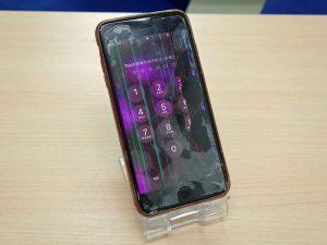 iPhone8 Plusの液晶交換修理で多治見市からご来店 アイフォン修理のクイック岐阜
