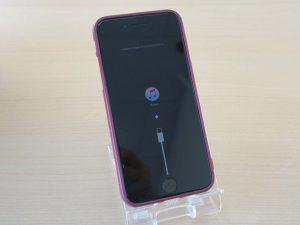 圏外病で起動しないiPhone7 データ残ってました! アイフォン修理のクイック岐阜
