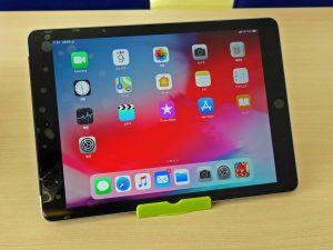 iPad6のガラス交換修理で本巣市からご来店 アイパッド修理もクイック岐阜