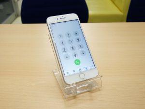 iPhone7が机から落下してガラス交換修理で海津市からご来店!アイフォン修理のクイック岐阜