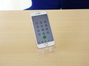 iPhone8がガラスが割れてしまい下呂市からご来店 アイフォン修理のクイック岐阜