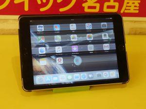 各務原市 iPad mini3 画面が白くなる 液晶修理にご来店 アイパッド修理のクイック岐阜
