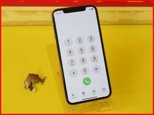 iPhoneXSのスリープボタン修理で山県市よりご来店 アイフォン修理のクイック岐阜