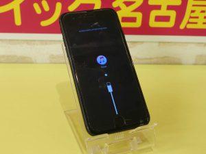 iPhone7のリカバリーモード復旧作業に大垣市よりご来店!アイフォン修理のクイック岐阜