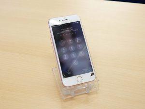 iPhone7の液晶交換修理で羽島市からご来店!アイフォン修理のクイック