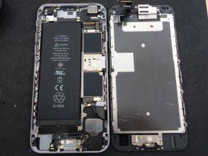 関市 充電出来なくなったiPhone6S ドックコネクター修理 アイフォン修理のクイック岐阜