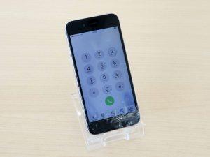 大垣市 iPhone6 ガラス割れ画面交換修理 アイフォン修理のクイック岐阜