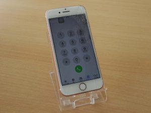iPhone7のガラス交換修理で大垣市からご来店!アイフォン修理のクイック岐阜