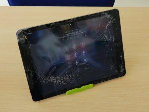 iPad5のガラス交換修理に岐阜市よりご来店!アイパッド修理もクイック岐阜