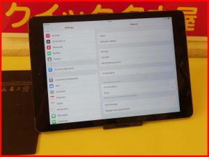 大垣市 iPad Air1 バッテリー交換修理 アイパッド修理のクイック岐阜