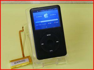 iPod Classicのバッテリー交換修理で羽島市からご来店!アイポッド修理もクイック岐阜