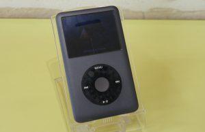iPodClassicのバッテリー交換に春日井市よりご来店!アイポッド修理もクイック岐阜