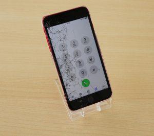 iPhone8Plusのガラス交換修理で瑞穂市からご来店!アイフォン修理のクイック岐阜