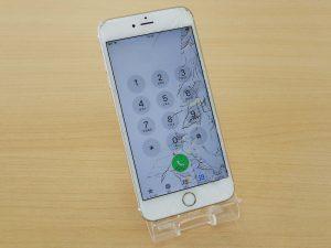 iPhone6S Plusの液晶交換修理で各務原市よりご来店!アイフォン修理のクイック岐阜