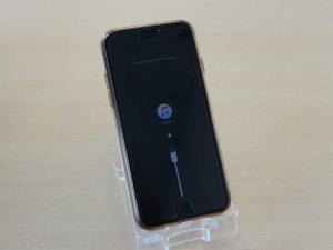 iPhone7のリカバリーモードの修理に岐阜市よりご来店!アイフォン修理のクイック岐阜