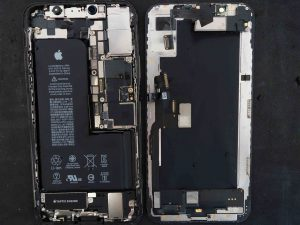 iPhone水没修理はクイック岐阜へ