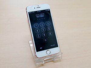iPhone6Sの液晶交換修理に岐阜市よりご来店!アイフォン修理のクイック岐阜