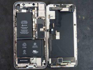 iPhone水没修理のクイック岐阜