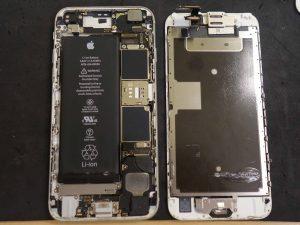 アイフォン基板修理はクイック岐阜