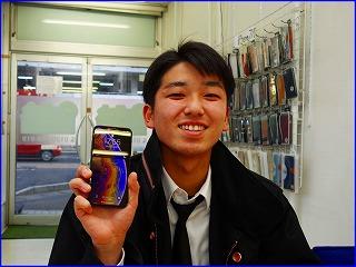 ☆iPhoneXSの液晶交換修理に岐阜市内よりご来店!アイフォン修理のクイック岐阜