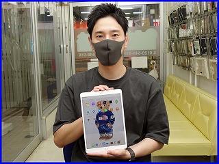 ☆名古屋市よりiPadPro10.5のガラス交換修理にご来店!アイパッド修理もクイック岐阜